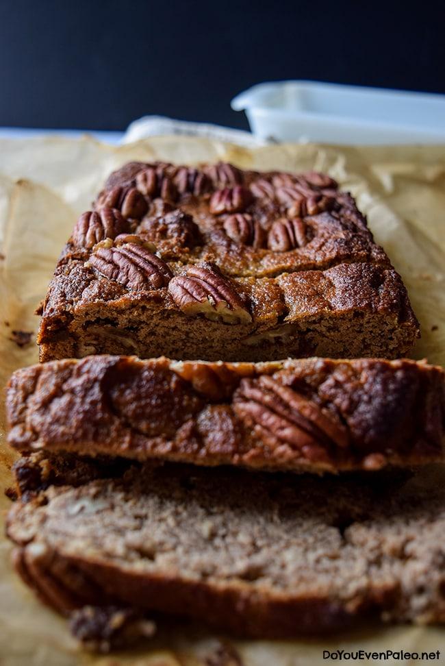 Paleo Banana Bread | DoYouEvenPaleo.net
