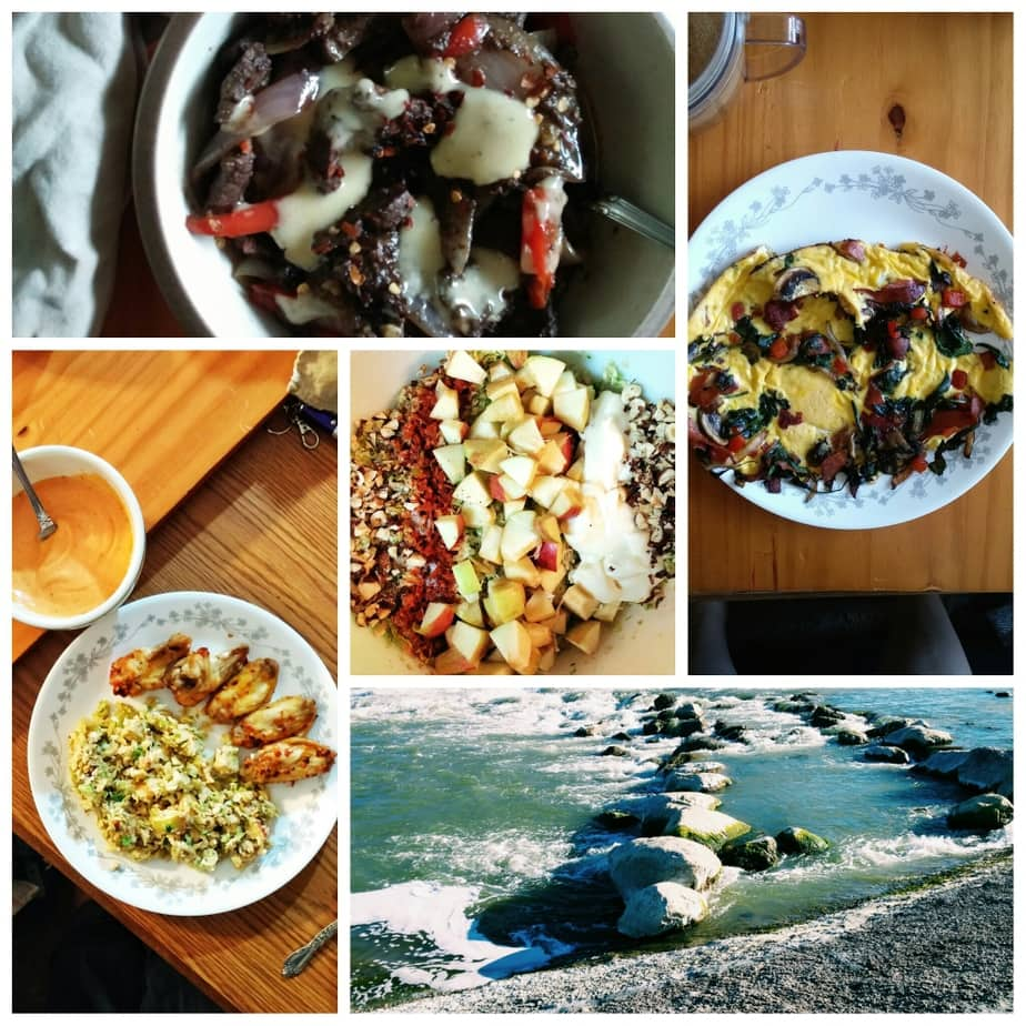 Whole30 Week 1 Snapshot