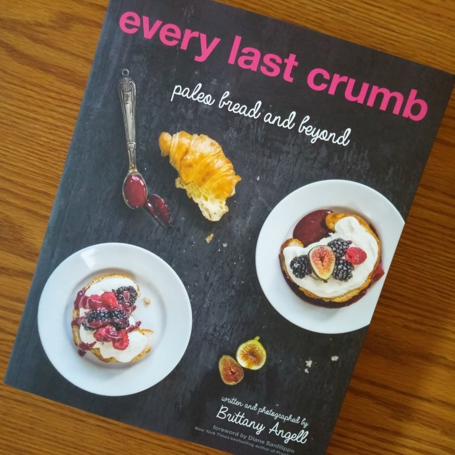 Every Last Crumb by Brittany Angell