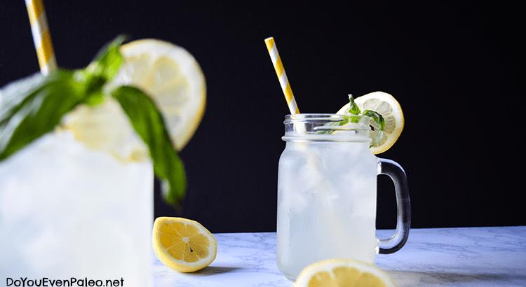Basil Lemonade Banner