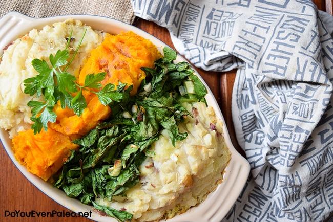 Classy Vegetable Casserole | DoYouEvenPaleo.net