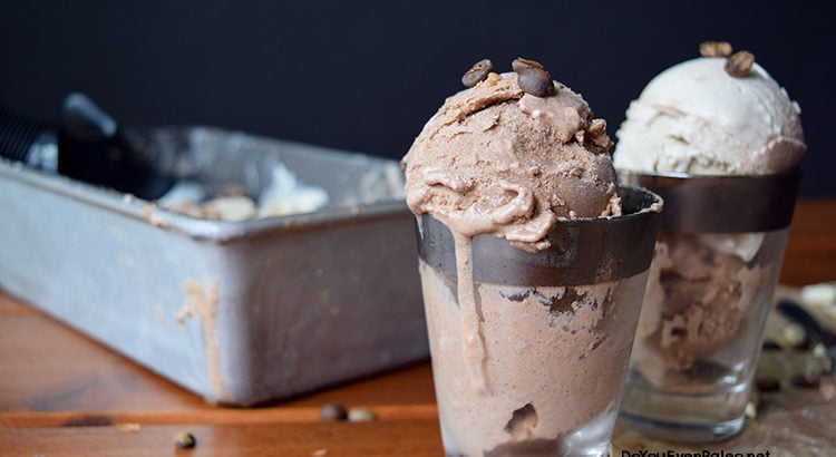 Coffee Cashew Ice Cream | DoYouEvenPaleo.net