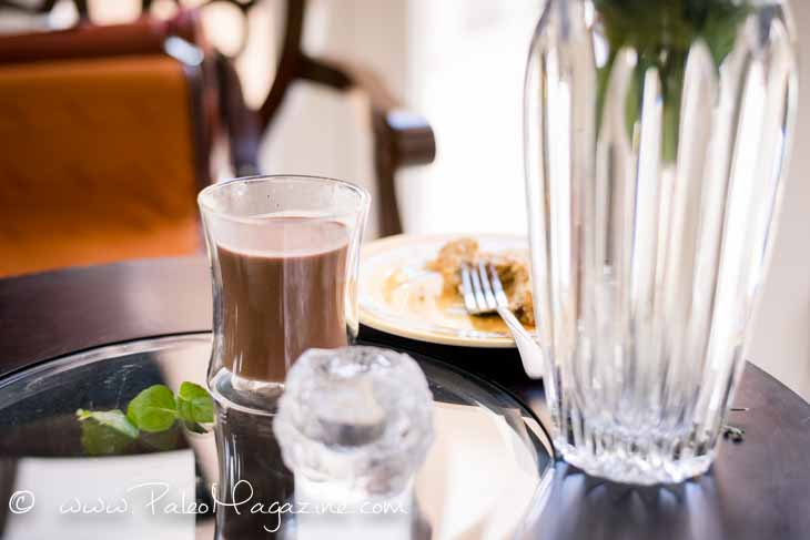 Paleo Peppermint Hot Chocolate Recipe