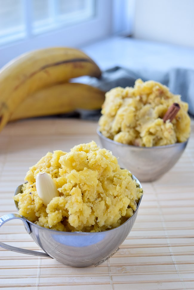 Mashed Plantains (Sweet or Savory) | DoYouEvenPaleo.net