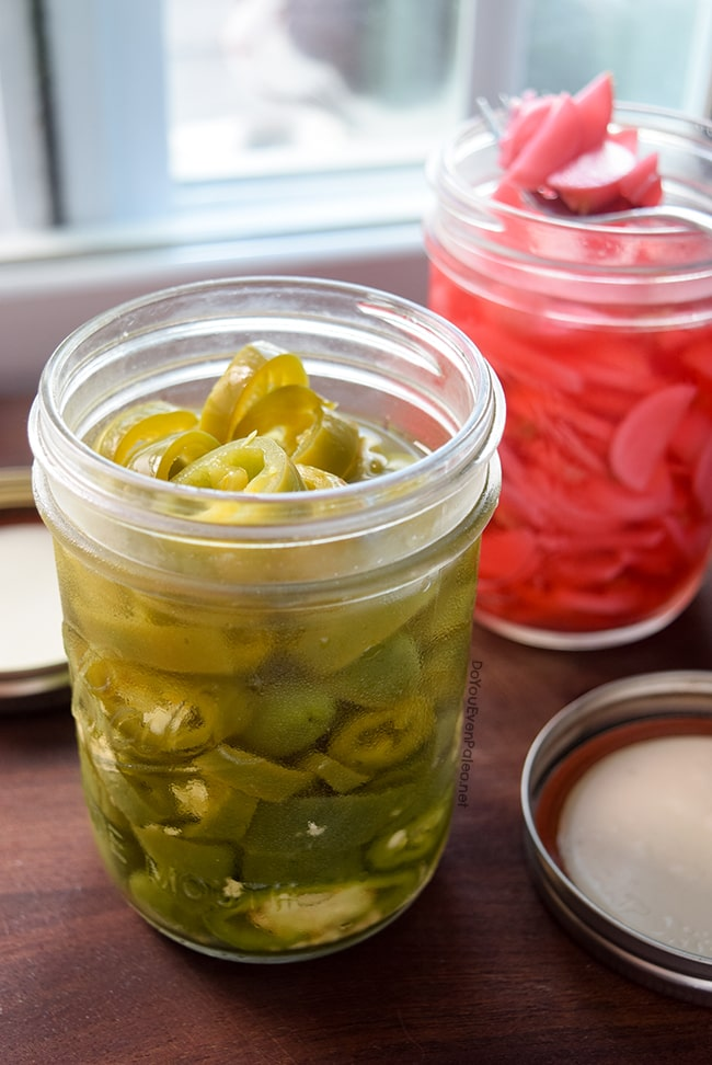 How To Make Pickled Jalapeños | DoYouEvenPaleo.net