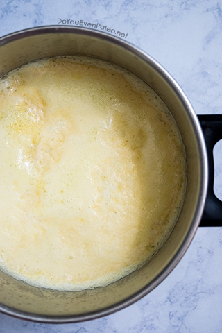 How to Make Homemade Ghee | DoYouEvenPaleo.net