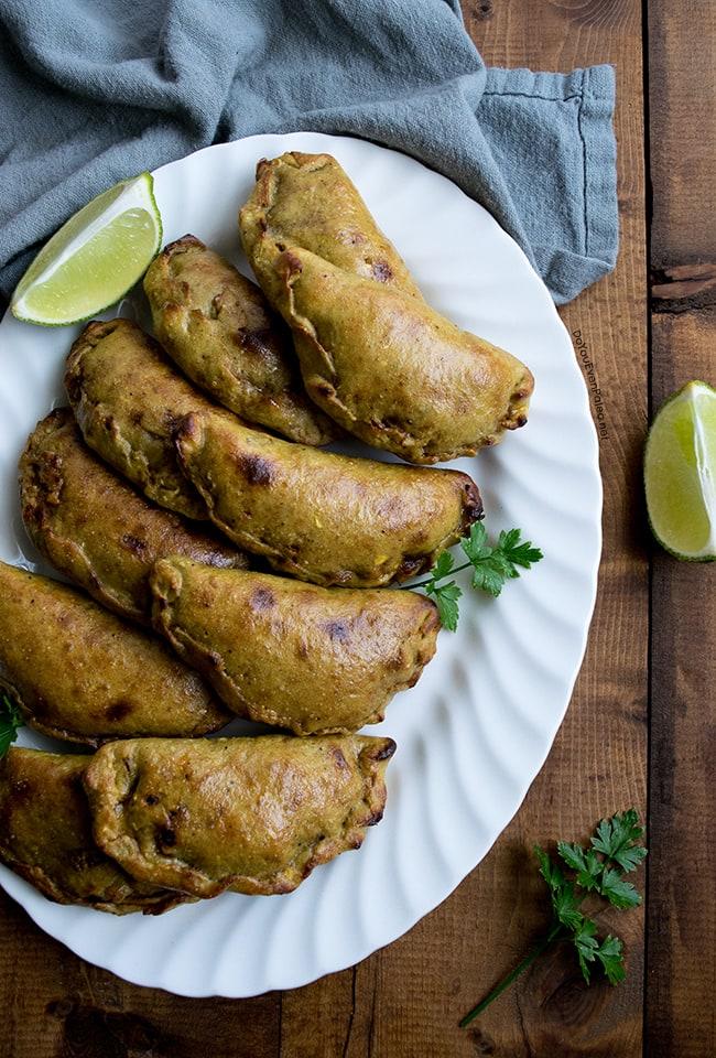 Paleo Flourless Plantain Empanadas | DoYouEvenPaleo.net