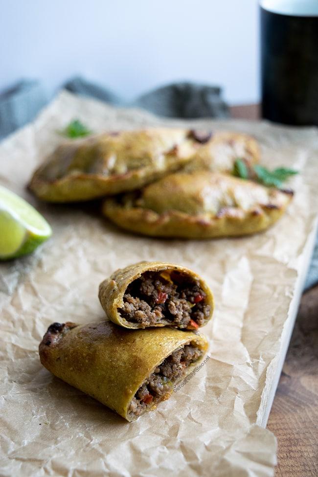Flourless Paleo Plantain Empanadas | DoYouEvenPaleo.net