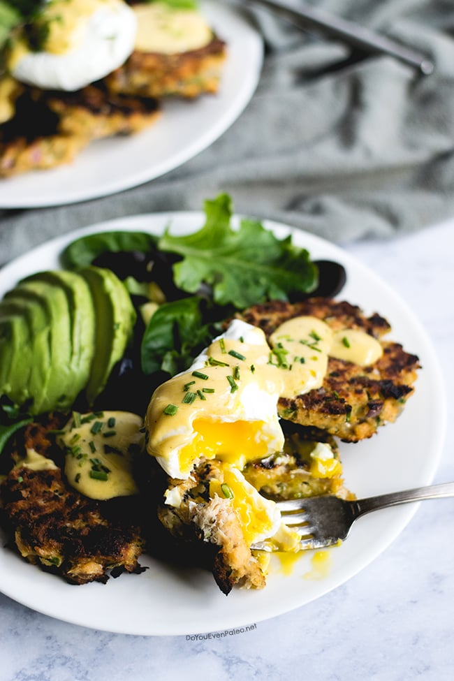 how to cook eggs benedict with salmon