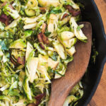 Paleo Sautéed Brussels Sprouts with Bacon | DoYouEvenPaleo.net