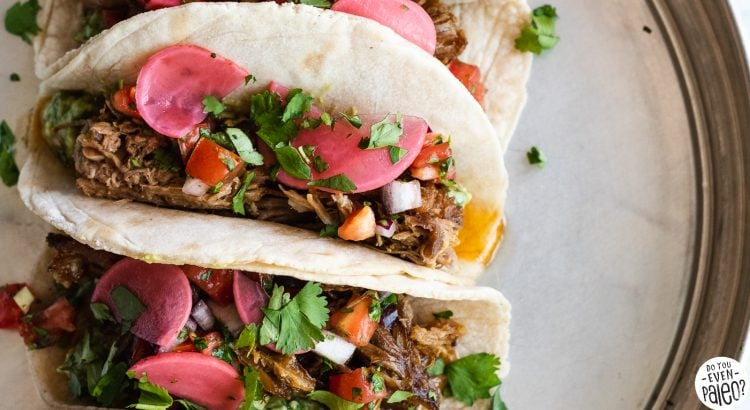 How to Make Epic Tacos at Home | DoYouEvenPaleo.net