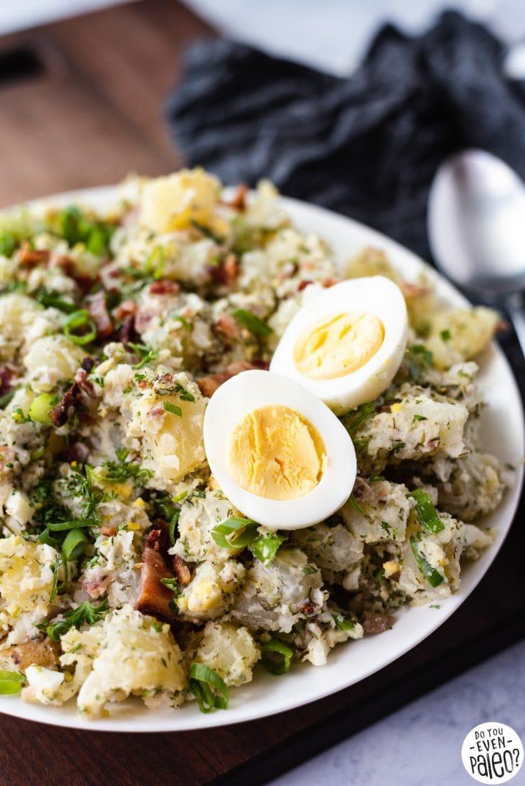 Classic Paleo Potato Salad