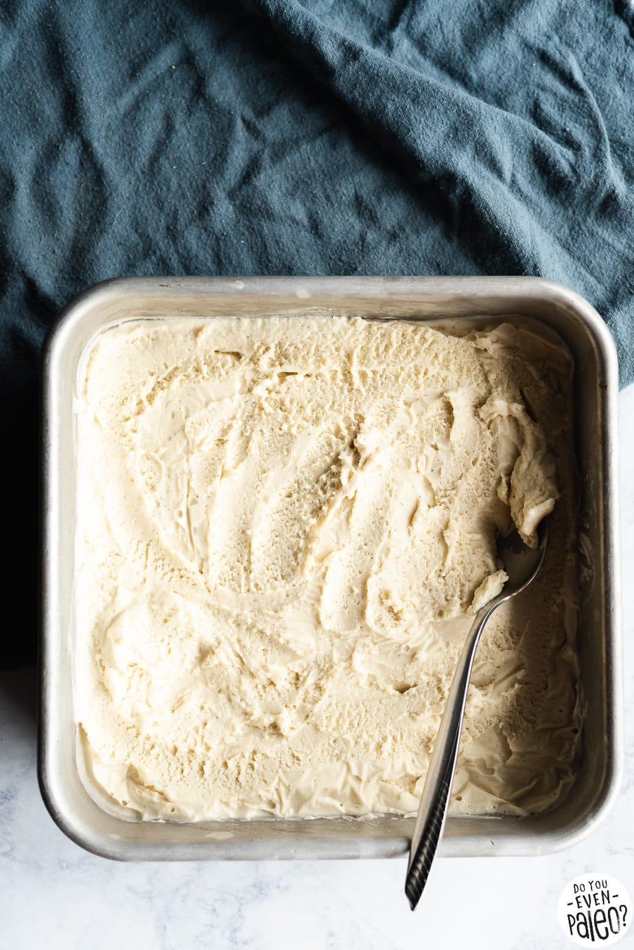 Dairy Free Vanilla Bean Ice Cream Recipe
