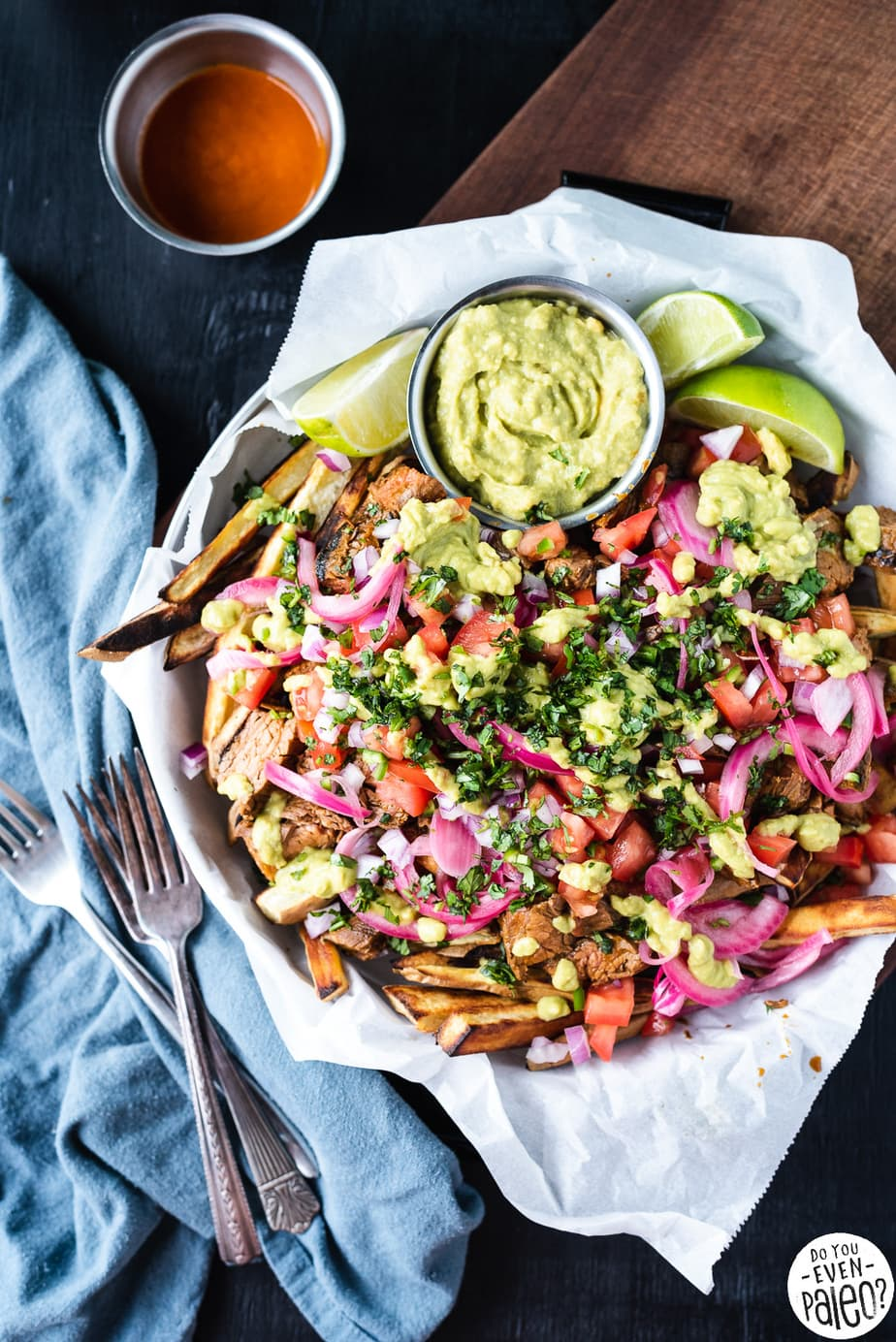 Gluten Free Carne Asada Fries Recipe