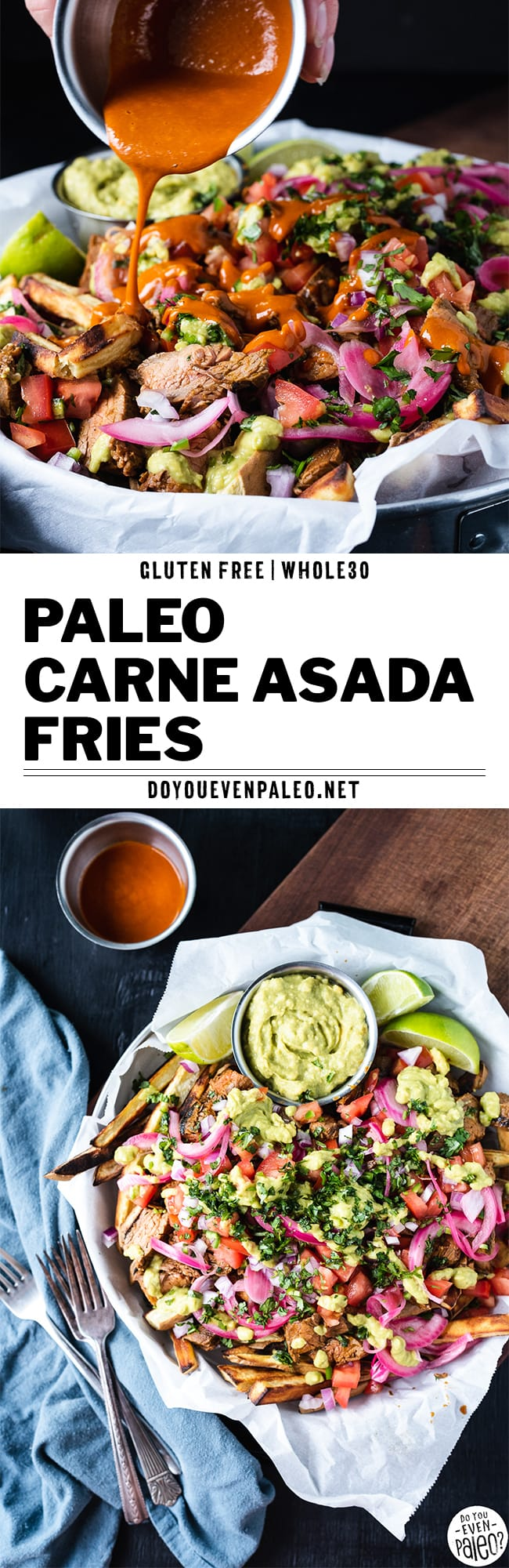 Paleo Carne Asada Fries Recipe