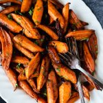 Chipotle Honey Roasted Carrots Recipe