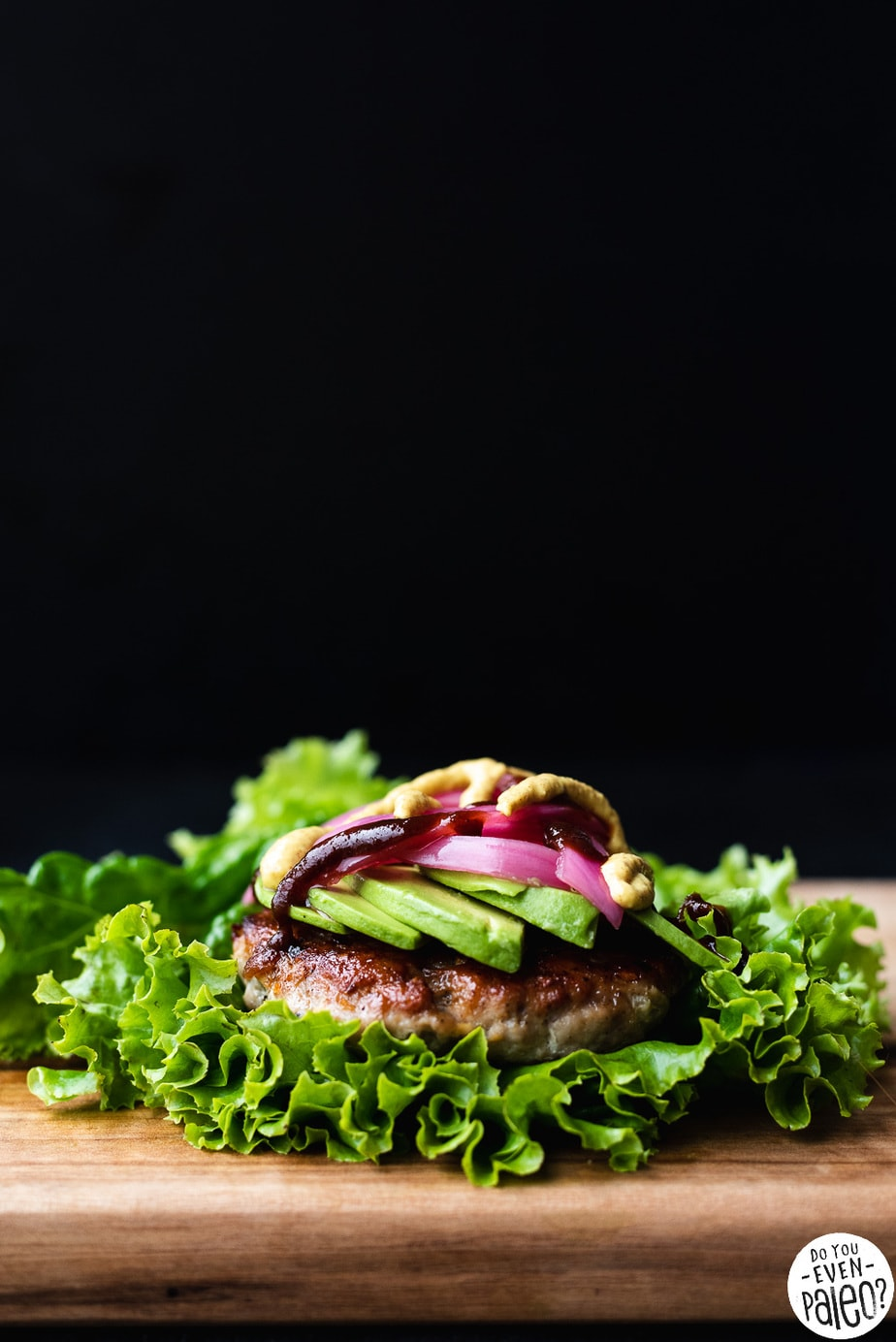 Easy Tuna Burgers Recipe by DoYouEvenPaleo.net