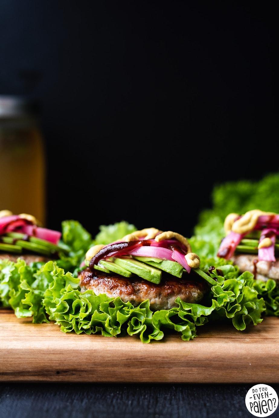 Easy Gluten Free Tuna Burgers Recipe by DoYouEvenPaleo.net