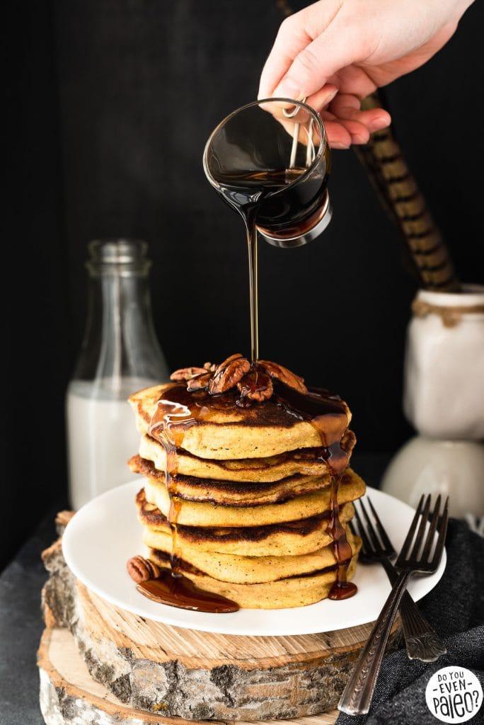 The Best Paleo Plantain Pancake Recipe | DoYouEvenPaleo.net