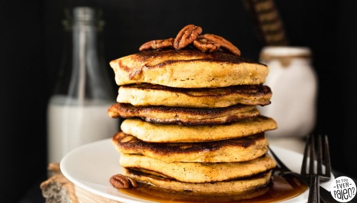 The Best Plantain Pancake Recipe