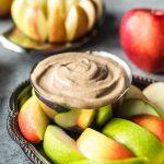 Caramel Peanut Butter Fruit Dip - paleo, gluten free, and vegan! | DoYouEvenPaleo.net