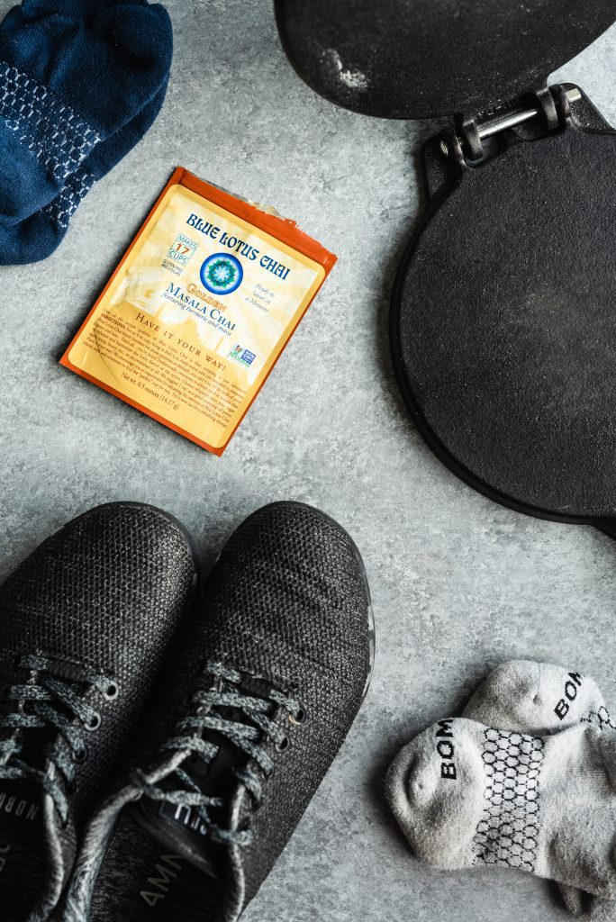 DoYouEvenPaleo's 2018 Gift Guide - including tortilla press, chai mix, bombas socks, and NOBULL shoes!