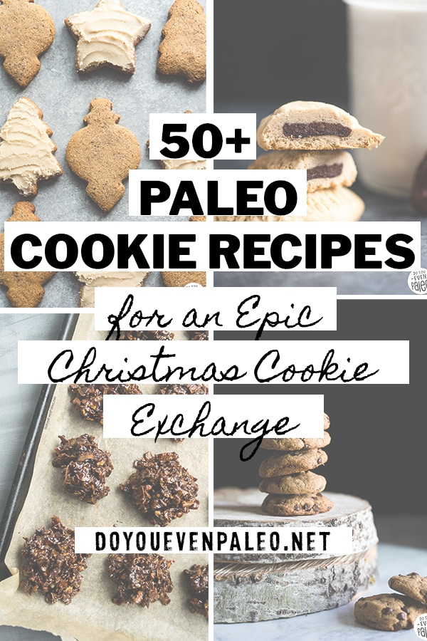 Image for Paleo Cookie Recipe Roundup