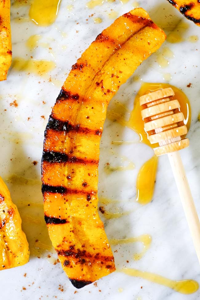 Grilled Plantains by Real Simple Good