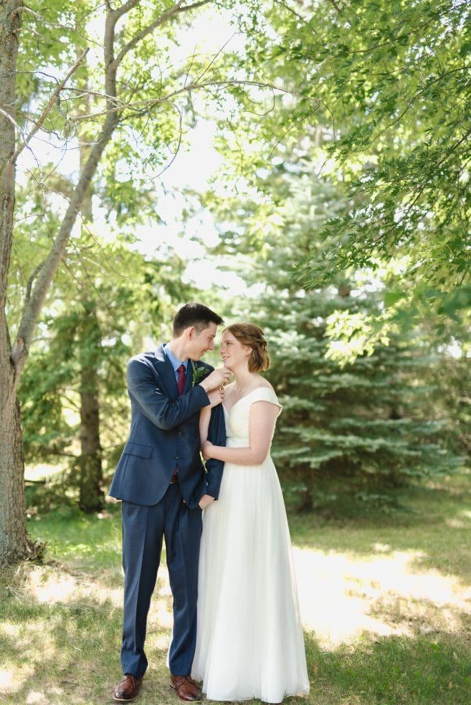 Summer Wedding - Chelsea Joy Photography