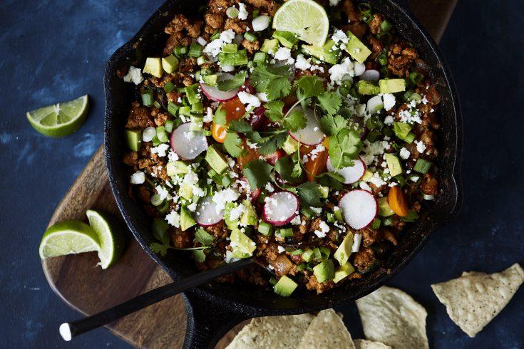 15-Minute Paleo Taco Skillet Dinner